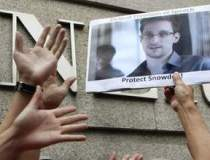 Snowden ia locul Reginei...