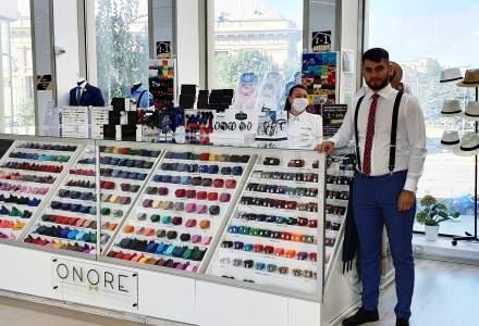 Onore, un business cu accesorii vestimentare bărbătești, care vrea să se extindă peste hotare