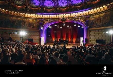 TVR redevine co-producător al Concursului Enescu 2020