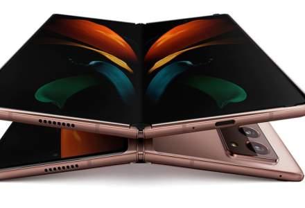 Noul Samsung pliabil: care sunt detaliile știute până în acest moment despre Galaxy Z Fold 2