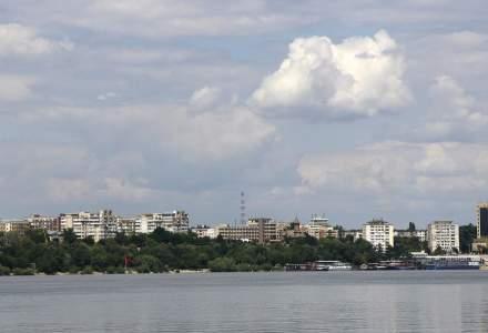 (P) Faleza Dunării de la Galați va fi modernizată cu bani europeni