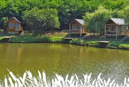 Vacanță în natură. Lacul Sânmărghita se deschide pentru pescuit