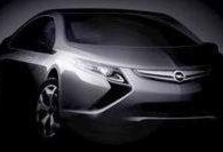 Opel prezinta la Geneva gama ecoFLEX, Ampera si Insignia Sports Tourer