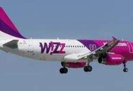 Wizz Air afirma ca a preluat pozitia de lider pe piata de low cost din Romania