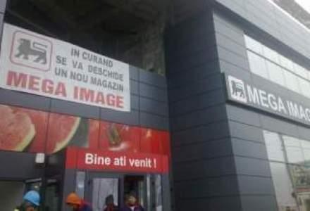 Cat de agresiva este extinderea Mega Image: Romania acopera jumatate din deschiderile Delhaize, in 2013