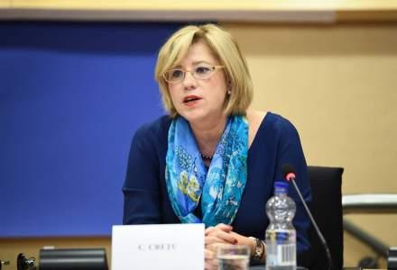 Corina Creţu: Nu există încă o listă a priorităţilor actualului Guvern pentru viitoarele fonduri europene