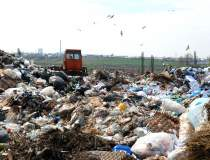 Groapa de gunoi din Chiajna,...