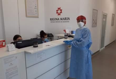 FOTO REPORTAJ | Cum se desfășoară o testare COVID-19 la Regina Maria