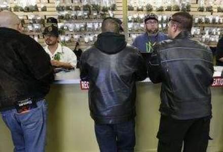 Liber la droguri: cum au reactionat americanii in prima zi cu marijuana legala (FOTO)