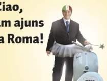 Zanul a ajuns la Roma: Ce...