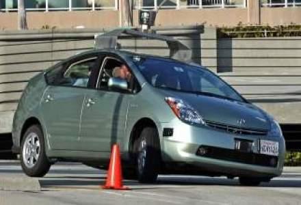Masinile autonome ar putea detine 9% din piata auto globala in 2035