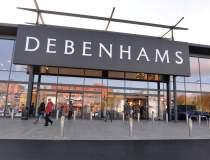 Debenhams concediază încă...