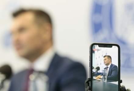 Ministrul Sportului, Ionuţ Stroe: Elevii vor avea o oră de sport în plus