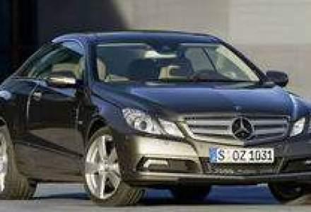 Mercedes va prezenta noul E-Class Coupe la Geneva