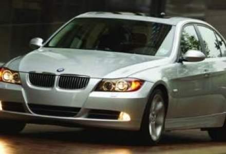 Topul celor mai furate masini premium din Romania
