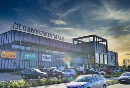 FOTO | Dambovita Mall și-a deschis porțile