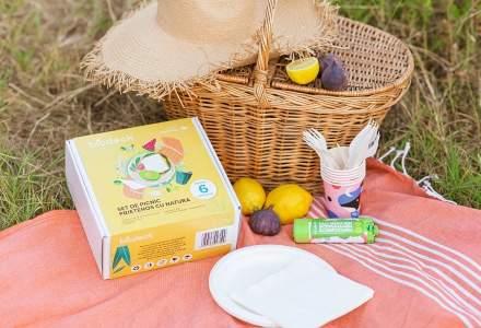 Carrefour și Biodeck lansează primul set de picnic compus din ambalaje realizate din plante
