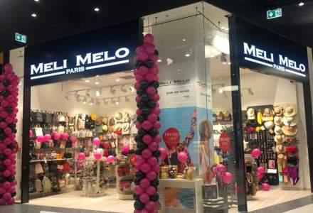 Meli Melo Paris a deschis un nou magazin, în Dâmbovița Mall