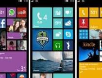 Smartphone-urile cu Windows...