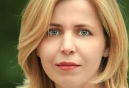 Vodafone a promovat-o pe romanca Veronica Brejan la nivel de grup