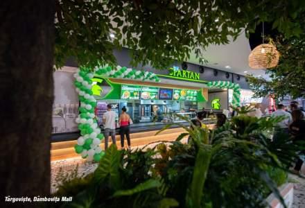 Lanțul de restaurante Spartan deschide două noi locații în România