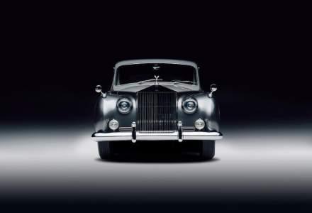 FOTO   Bătrânul Rolls-Royce Phantom V, imaginea luxului absolut