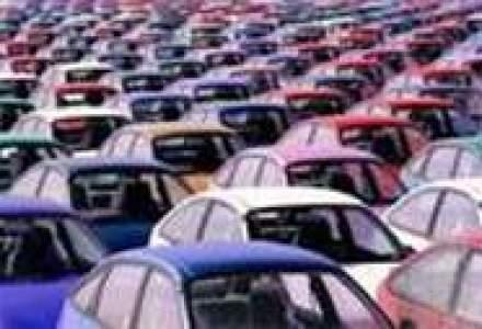 Piata de autovehicule noi, in cadere libera in ianuarie
