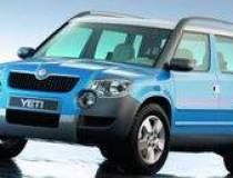 Primul SUV Skoda va fi...