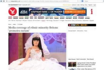 Britanicii: presa discrimineaza in relatarile despre imigratie