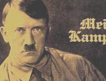 """Cartea """"Mein Kampf"""" in format..."""