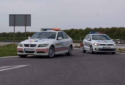 Nouă persoane au ajuns la spital după ce un microbuz s-a ciocnit cu un alt autoturism, în apropiere de Craiova