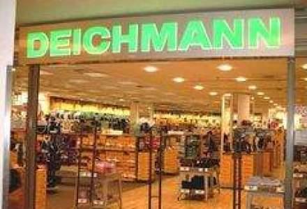 Retailerul german de incaltaminte Deichmann va investi 165 mil. euro in extinderea retelei in 2009