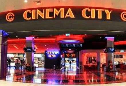 Britanicii de la Cineworld cumpara reteaua de cinematografe Cinema City pentru 600 mil. euro
