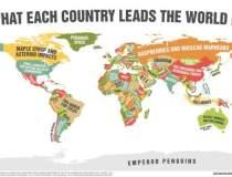 Harta care arata la ce este...