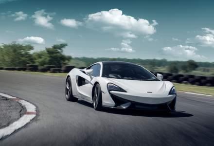 McLaren va trece la electrificare până în 2030. Automobilele vor deveni hibride