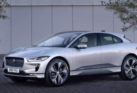 Jaguar reduce cu peste 15.000 euro pretul crossoverului electric i-Pace