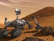 O aradeanca pe Marte: singura...