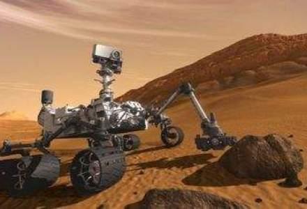 """O aradeanca pe Marte: singura romanca din """"Mars One"""""""
