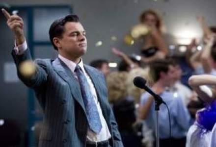 Lupul de pe Wall Street, printre cele mai vizionate filme in cinematografele romanesti in ultimii ani