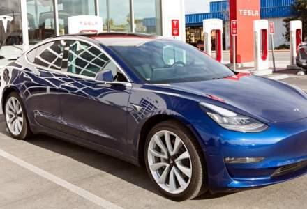 Tesla Model 3, câștigător pe piața mașinilor second-hand
