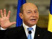 Basescu acuza lipsa de...