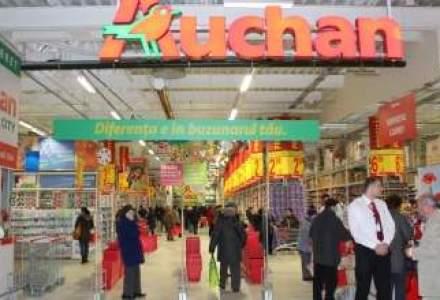 Cele mai mari majorari de capital din 2013: Auchan, lider in clasament