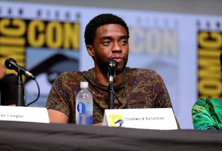 """Chadwick Boseman, protagonistul fimului """"Black Panther"""", a murit la vârsta de 43 de ani"""