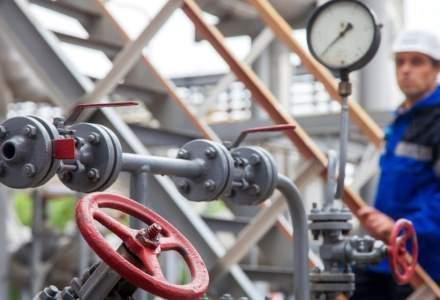 Producția de gaze din UE a scăzut cu 23% în primul trimestru al anului. România, al doilea producător