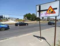 Restricții rutiere temporare...