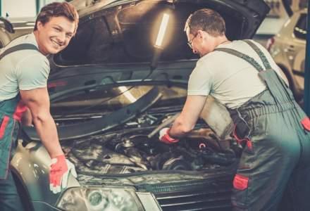 Anomalii majore în piața de reparații auto din România, în comparație cu alte state Europene