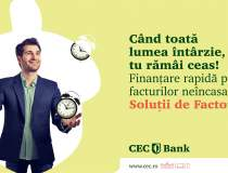 (P) CEC Bank îți oferă un...