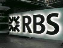 RBS, pierderi de 34,3 mld....