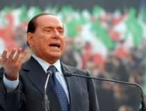 Fostul premier italian Silvio...