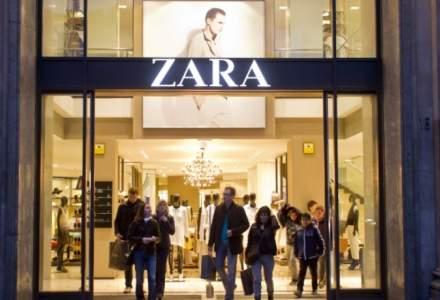 Proprietarul Zara a început vânzările online pentru marca de produse cu preţ redus Lefties